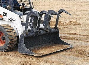 Which Bobcat Grapple Should You Use?