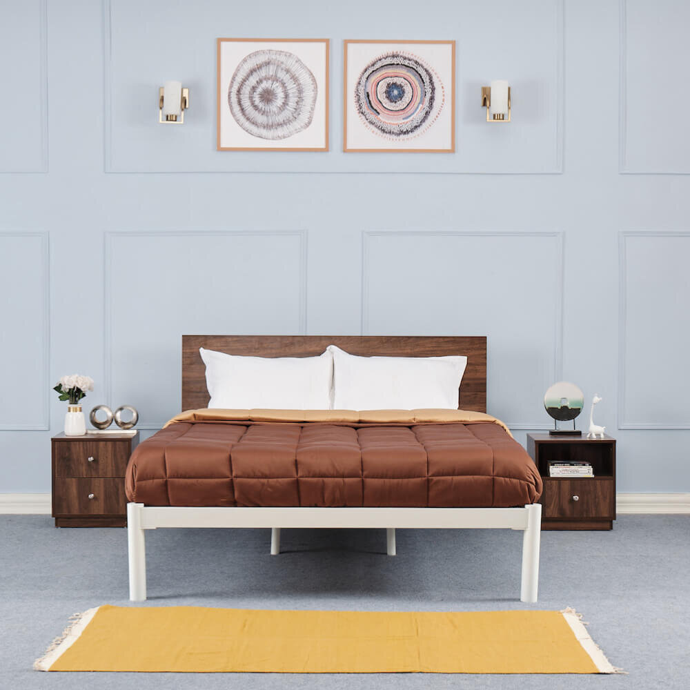 When to Choose a Metal Bed Over a Wooden One?